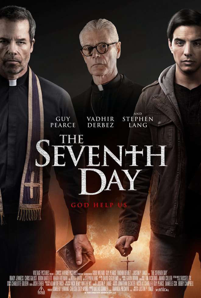 The Seventh Day Large Poster