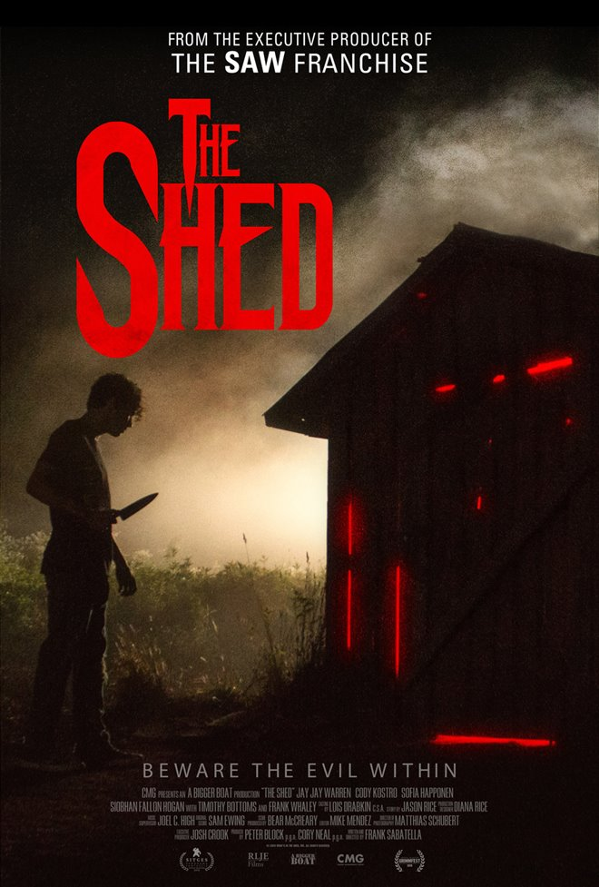 The Shed Large Poster