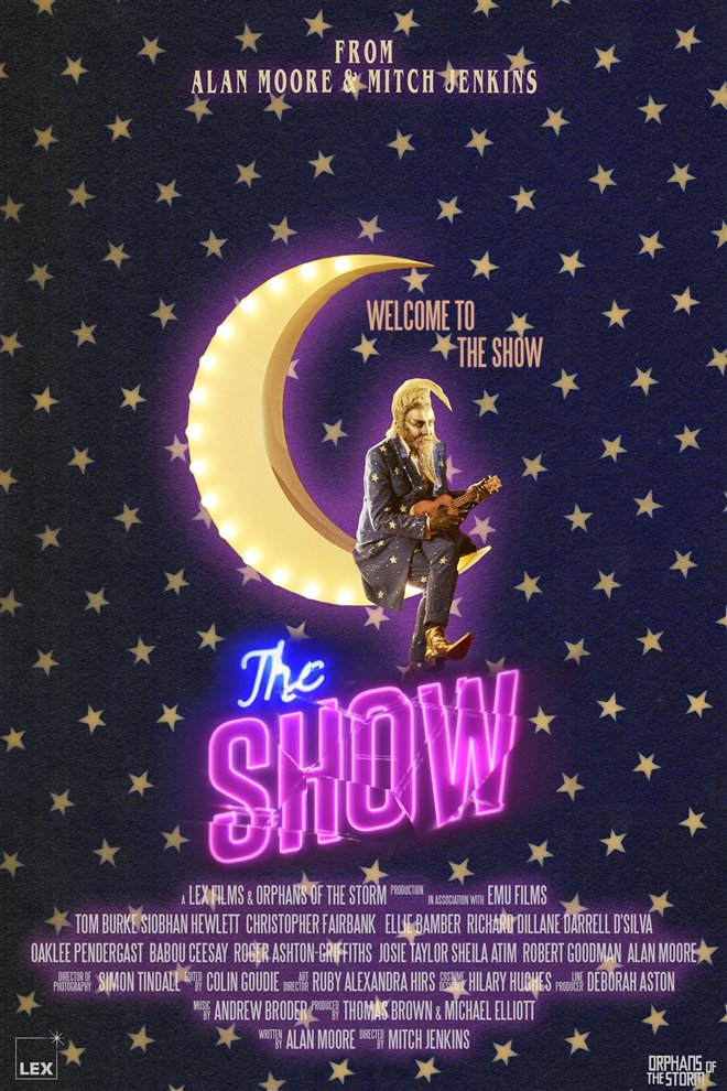 The Show Large Poster