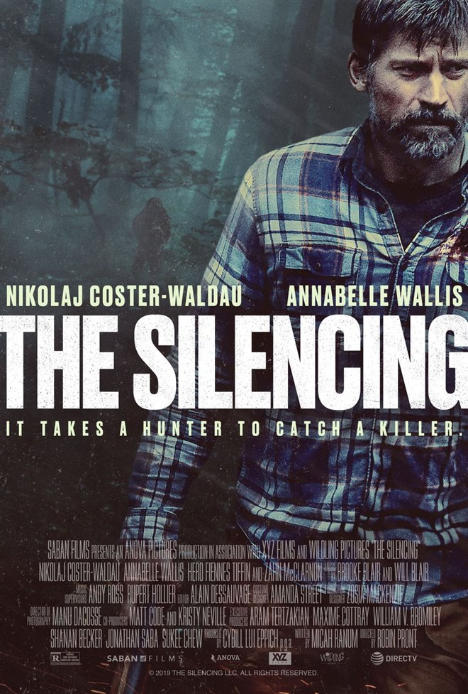 The Silencing Large Poster