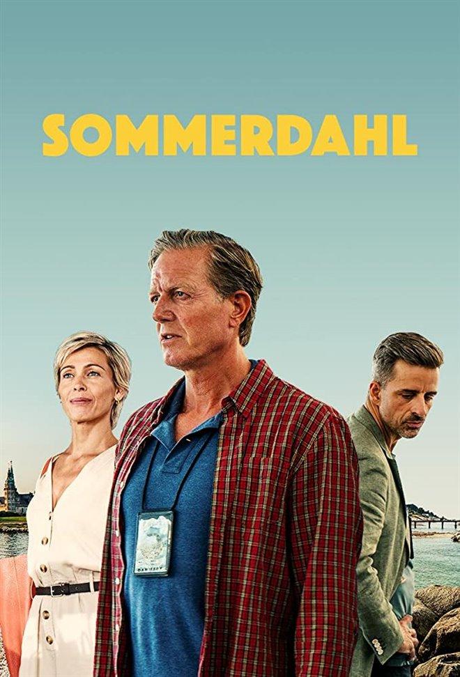The Sommerdahl Murders (Acorn TV) Large Poster