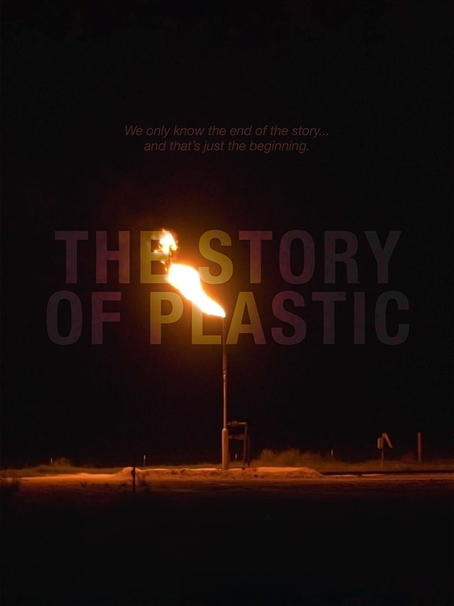 The Story of Plastic Large Poster