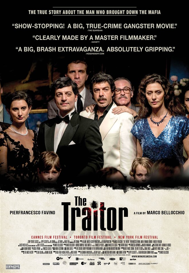 The Traitor Large Poster