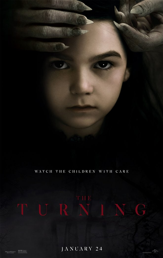 The Turning Large Poster