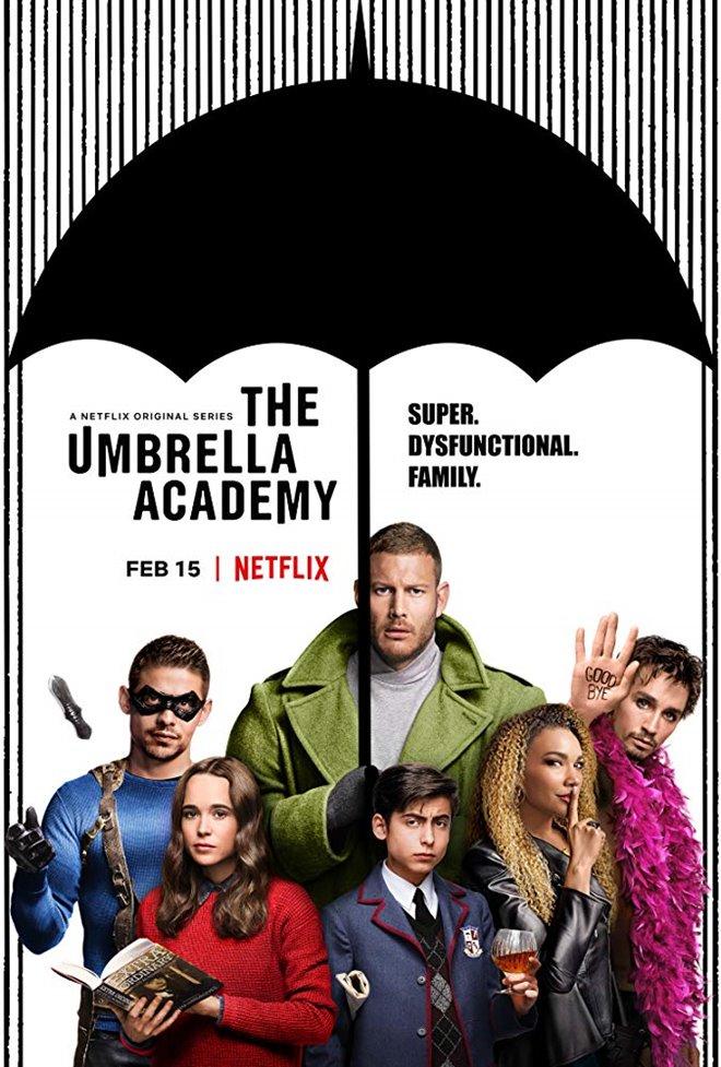 The Umbrella Academy (Netflix) Large Poster