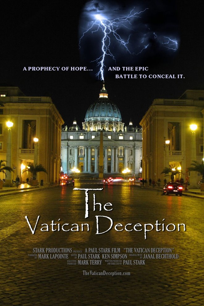 The Vatican Deception Large Poster