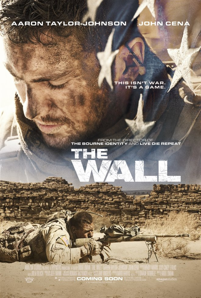 The Wall Large Poster