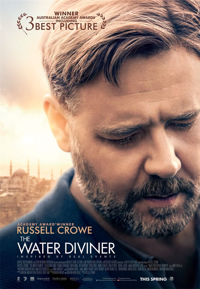 The Water Diviner Large Poster