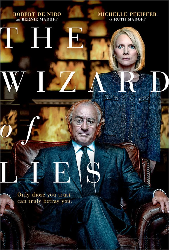 The Wizard of Lies Large Poster