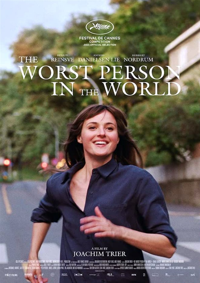 The Worst Person in the World Large Poster