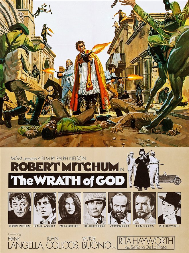 The Wrath of God Large Poster