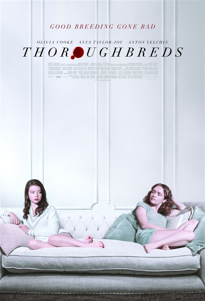 Thoroughbreds Large Poster