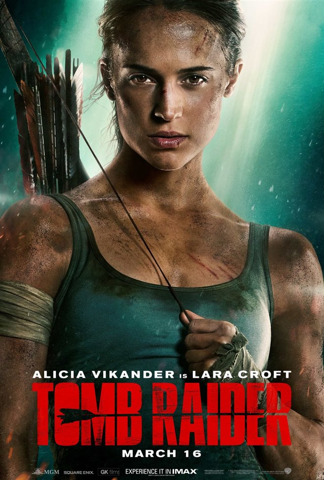 Tomb Raider Large Poster