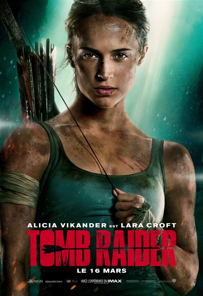 Tomb Raider (v.f.) Large Poster