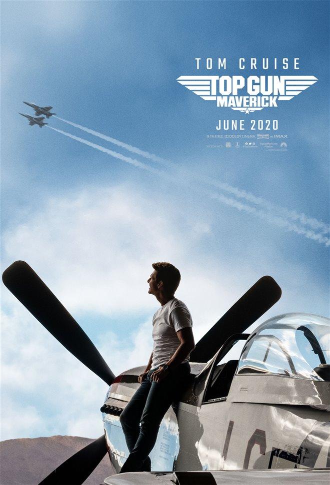 Top Gun: Maverick Large Poster