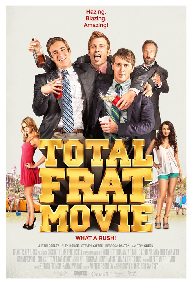 Total Frat Movie Large Poster