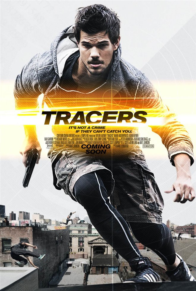Tracers Large Poster