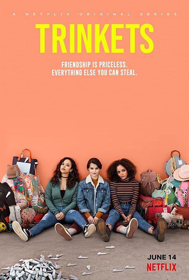Trinkets (Netflix) Large Poster