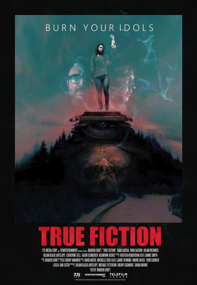 True Fiction Large Poster