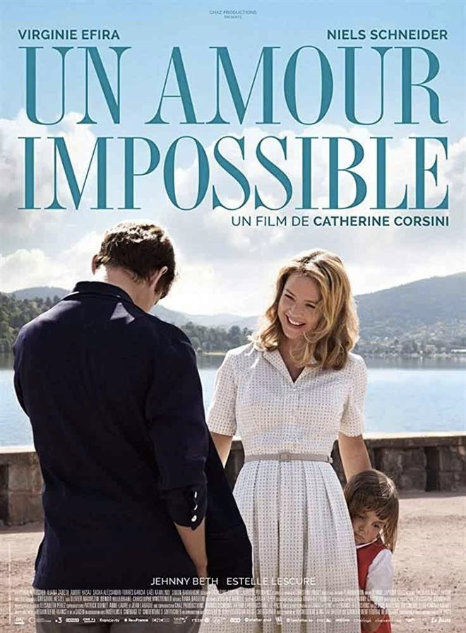 Un amour impossible Large Poster
