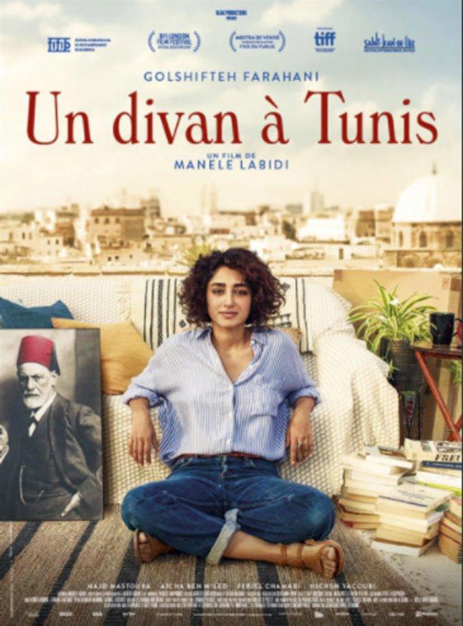 Un divan à Tunis Large Poster