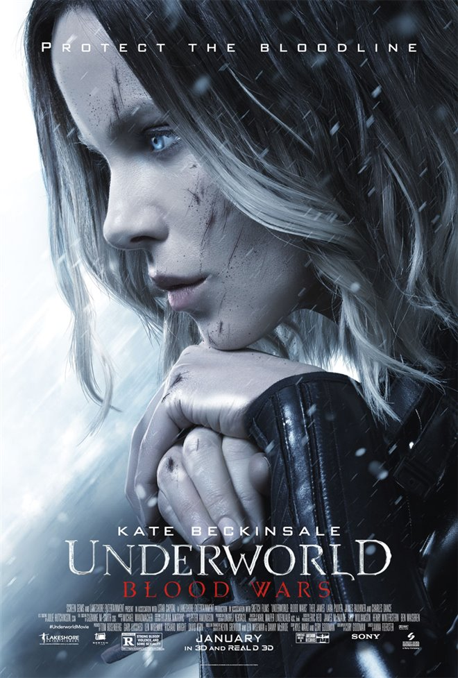 Underworld: Blood Wars Large Poster