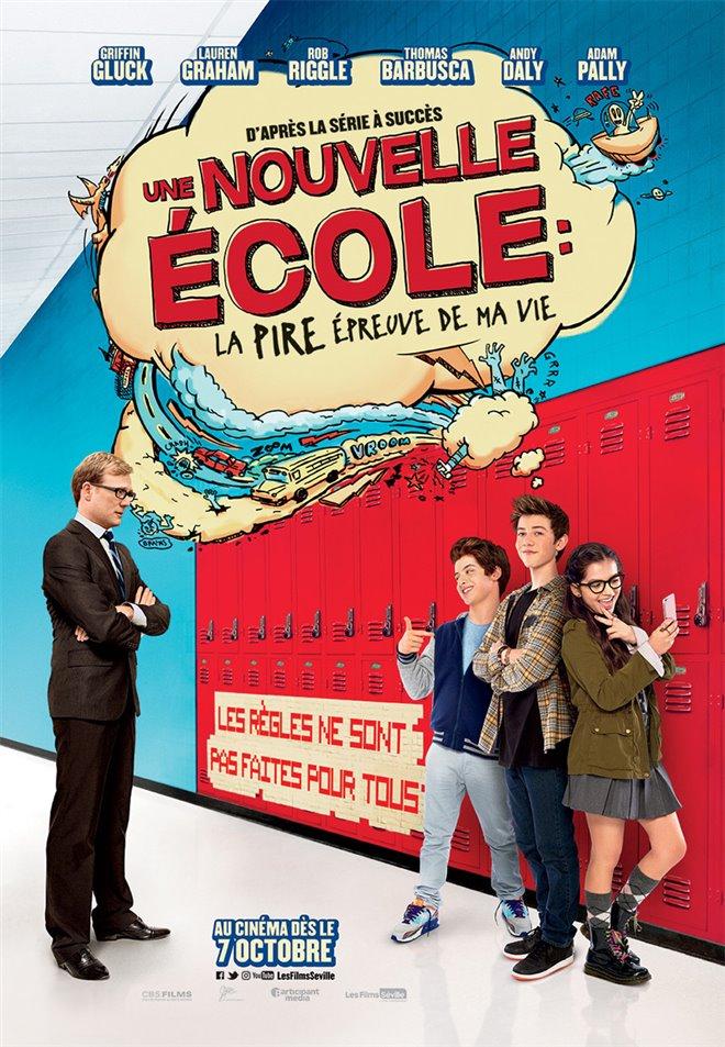 Une nouvelle école : La pire épreuve de ma vie (v.o.a.) Large Poster