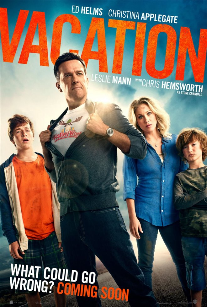 Vacation Large Poster