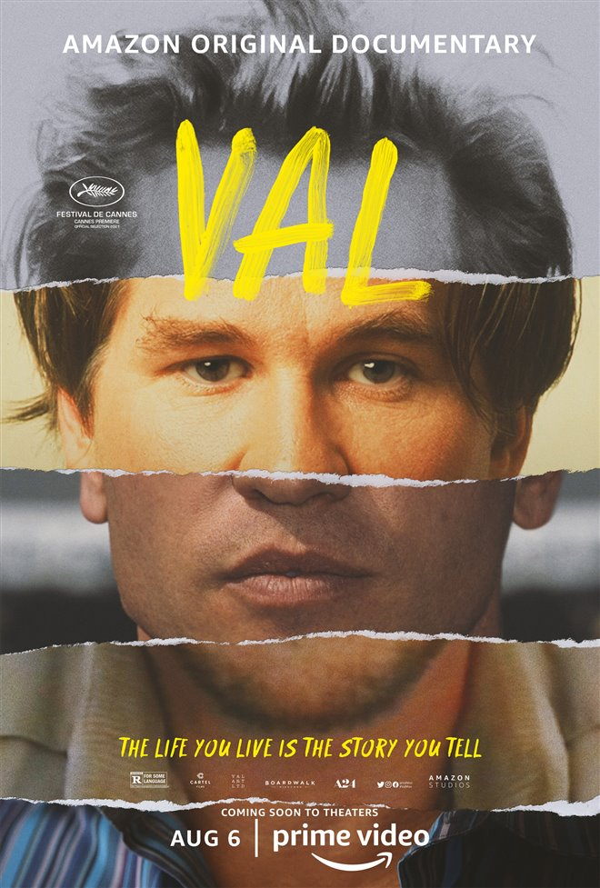 Val (Amazon Prime Video) Large Poster