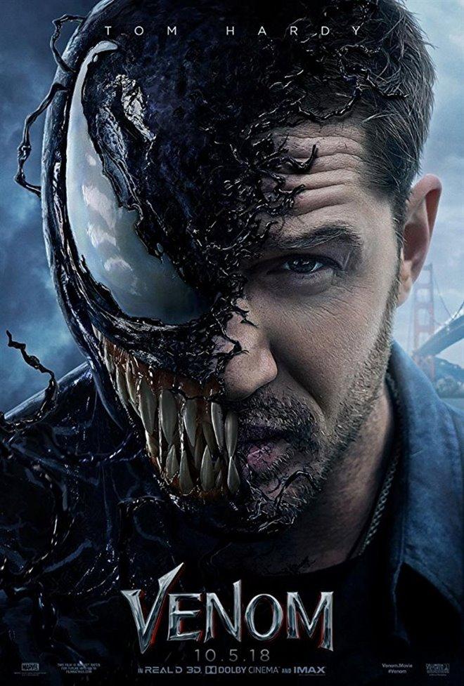 Venom Large Poster