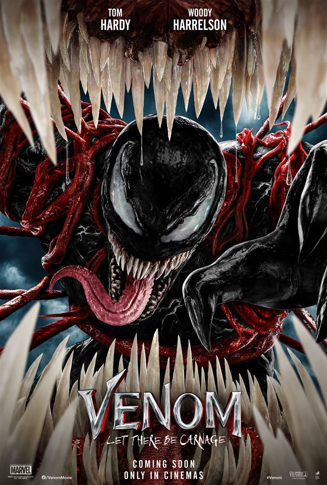 Venom: Let There Be Carnage Large Poster