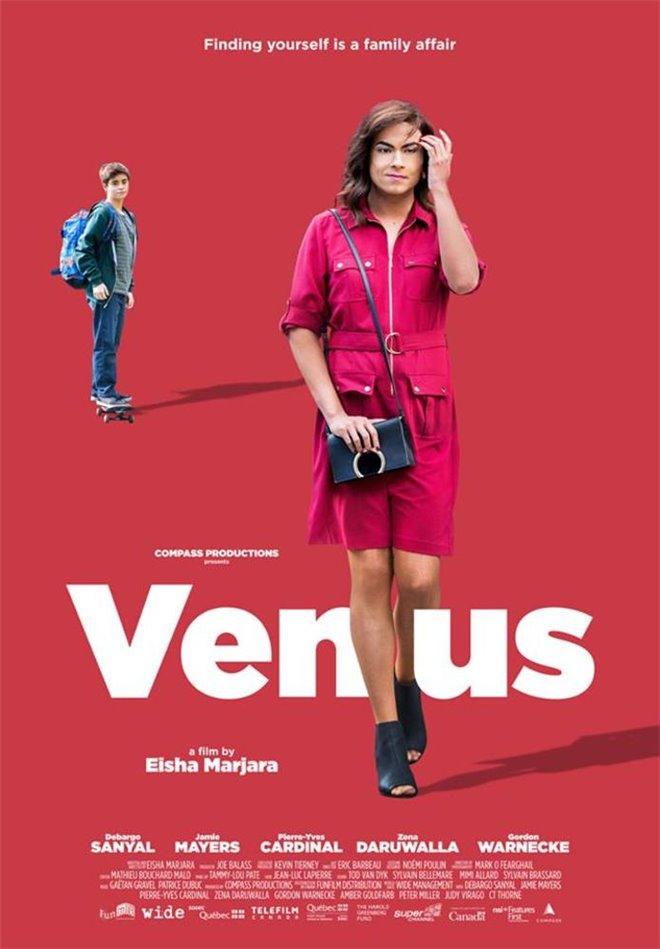 Venus Large Poster