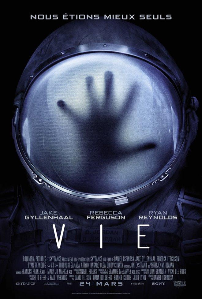 Vie Large Poster