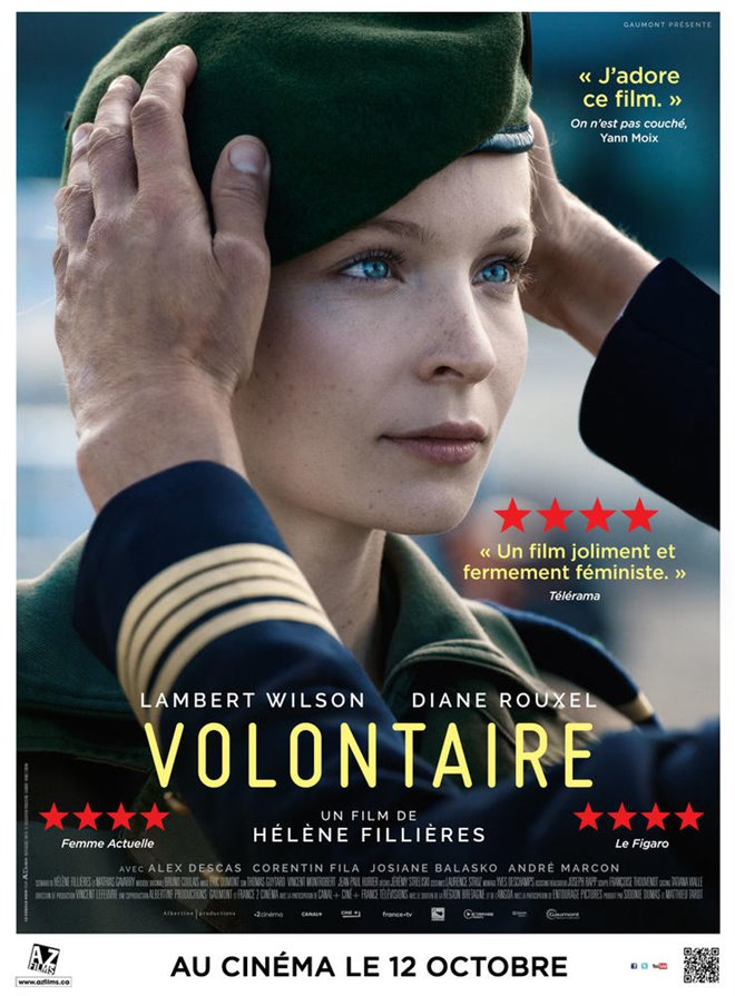 Volontaire Large Poster