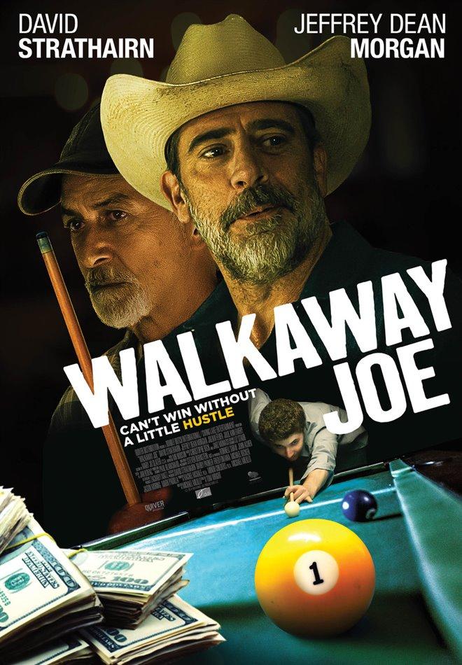 Walkaway Joe Large Poster