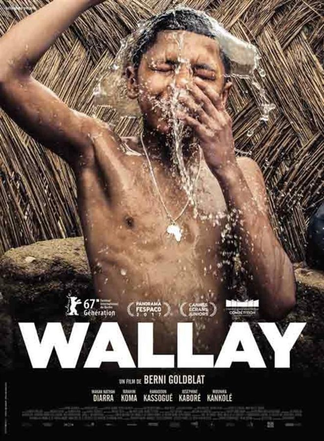 Wallay (v.o.f.) Large Poster