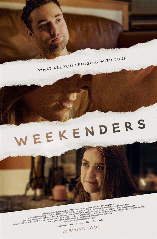 Weekenders Large Poster