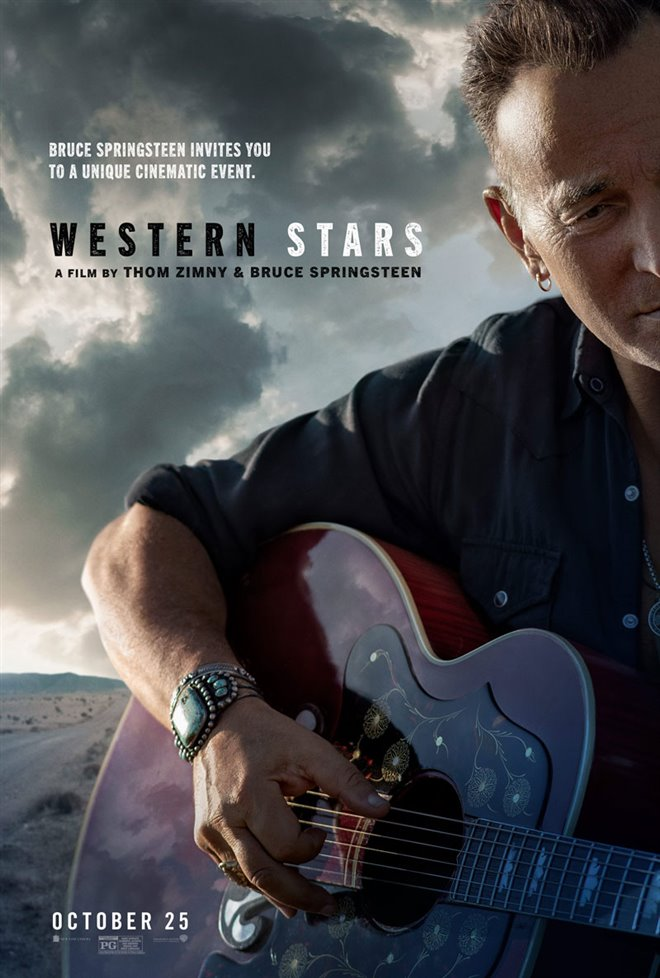 Western Stars Large Poster