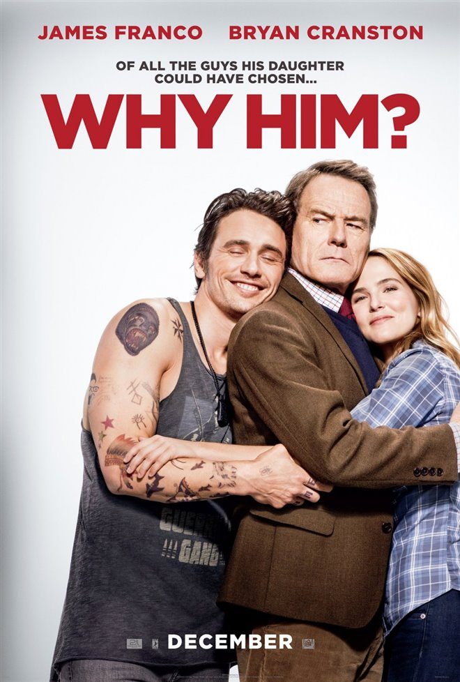 Why Him?  Large Poster