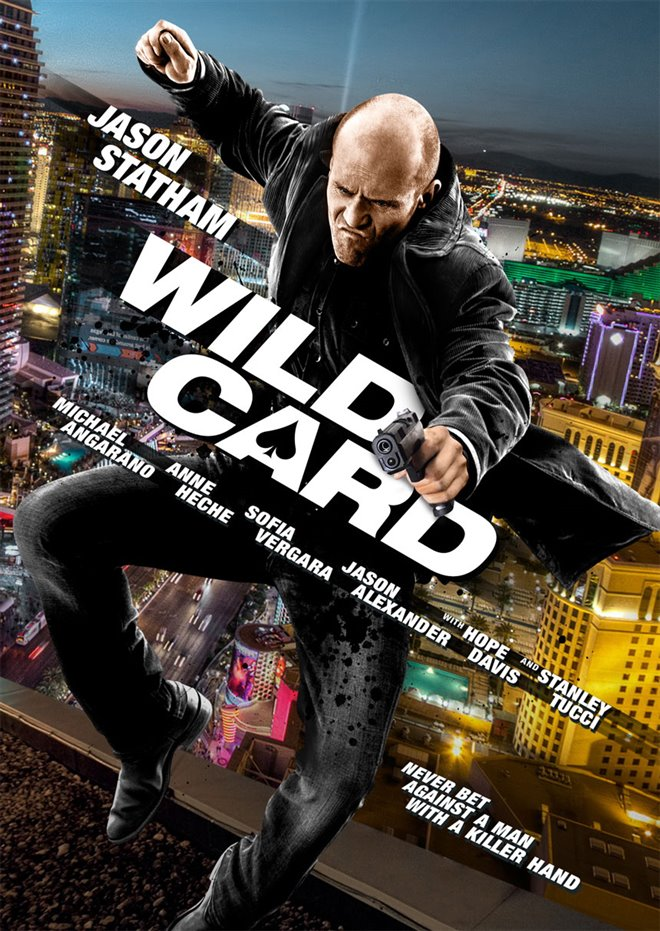 Wild Card Large Poster