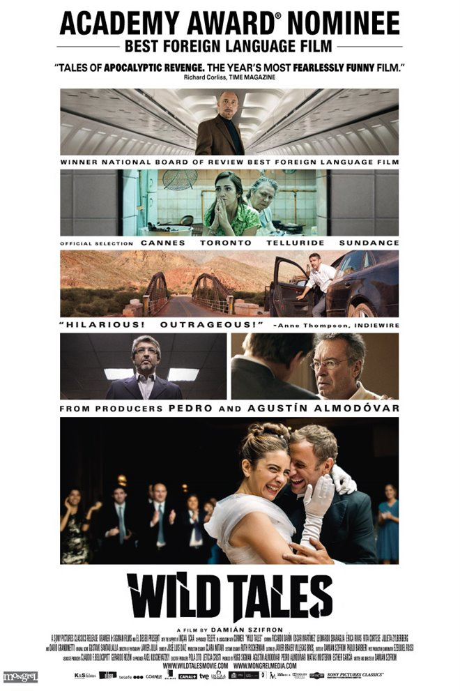 Wild Tales Large Poster