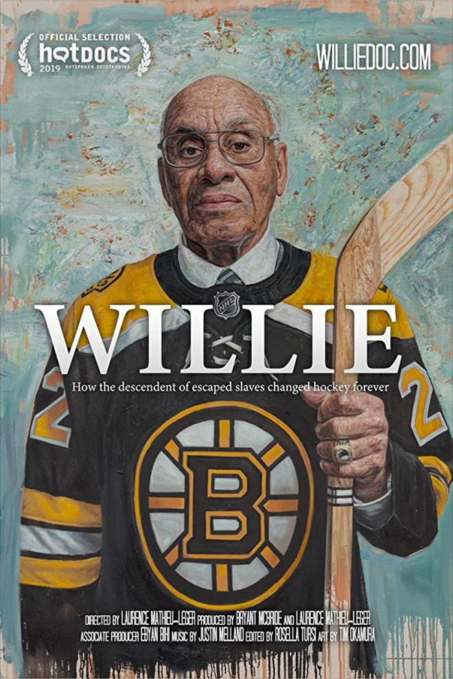 Willie Large Poster