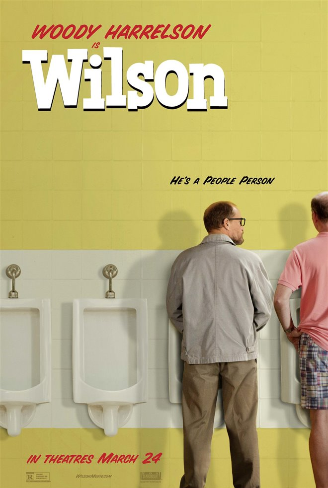 Wilson Large Poster