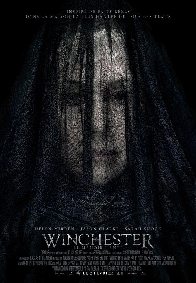 Winchester : Le manoir hanté Large Poster