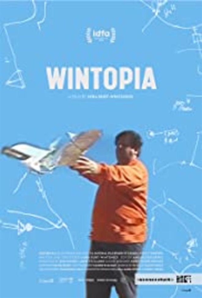 Wintopia Large Poster