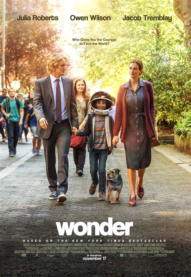 Wonder Large Poster