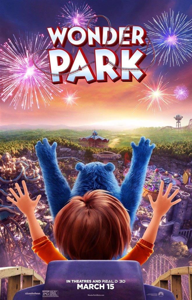 Wonder Park Large Poster