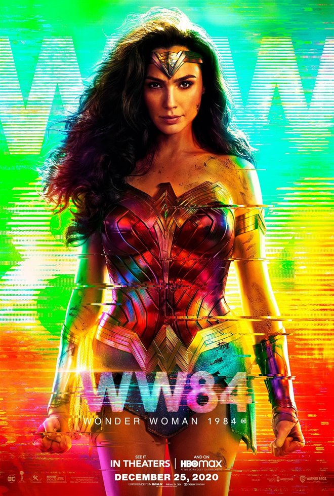 Wonder Woman 1984 Large Poster