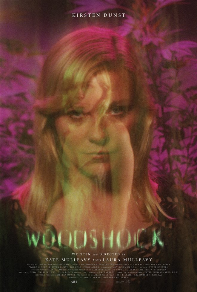 Woodshock Large Poster
