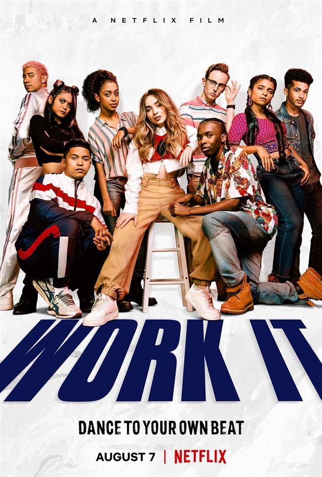 Work It (Netflix) Large Poster